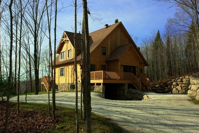 Timber Block Colorado model