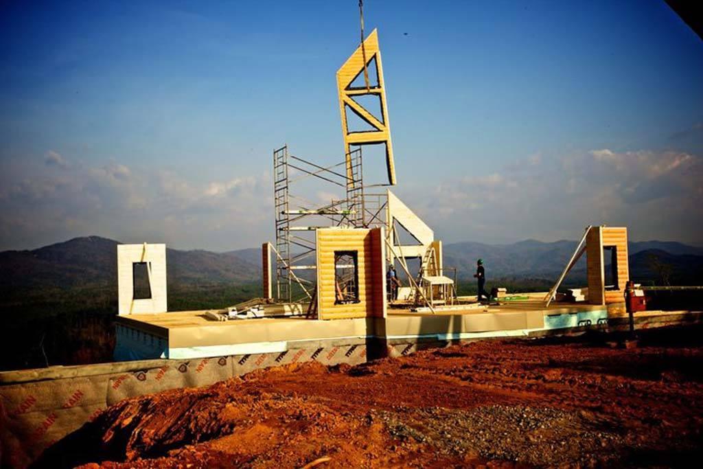 Timber Block Pricing Construction
