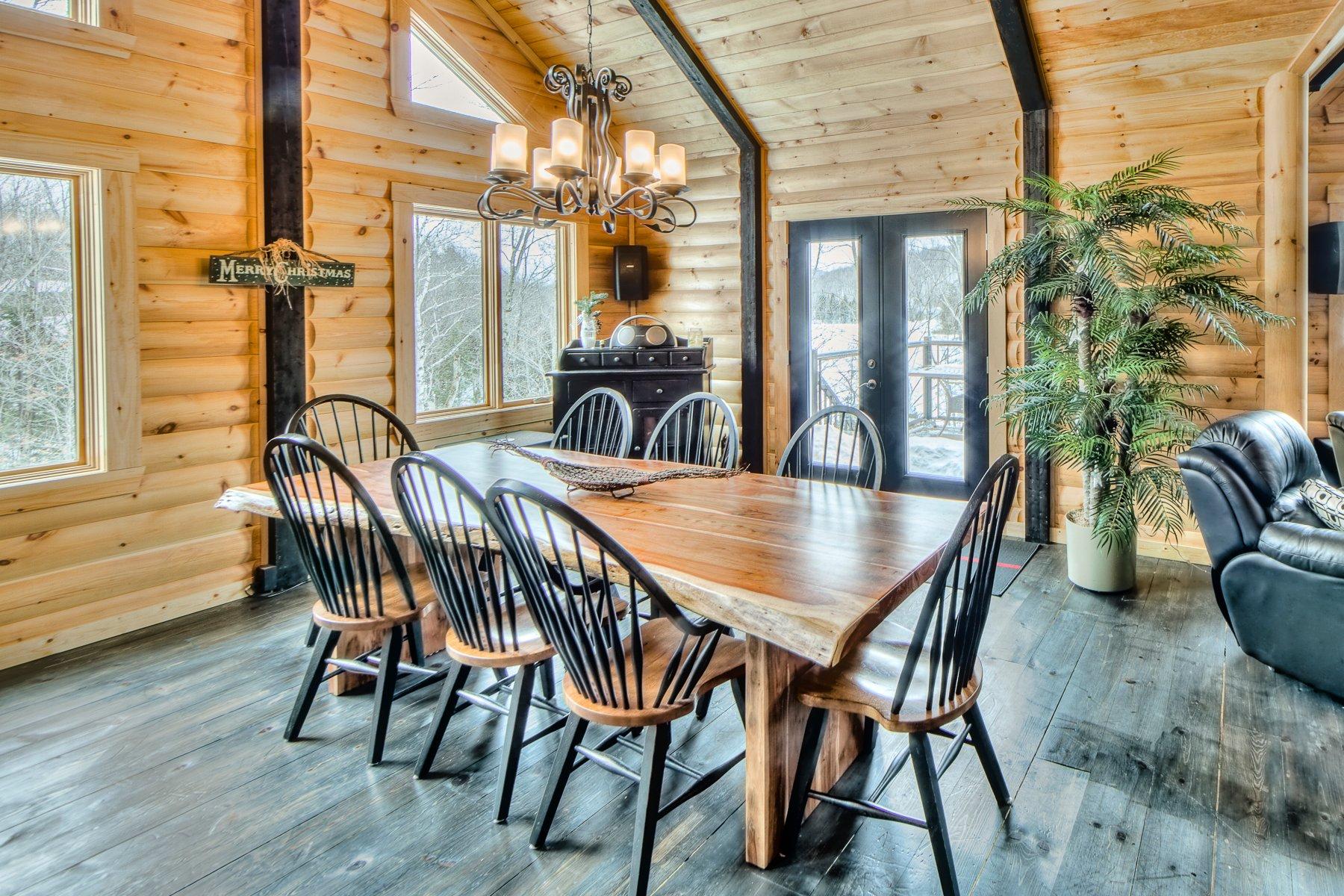 Timber Block Dakota Dining Room