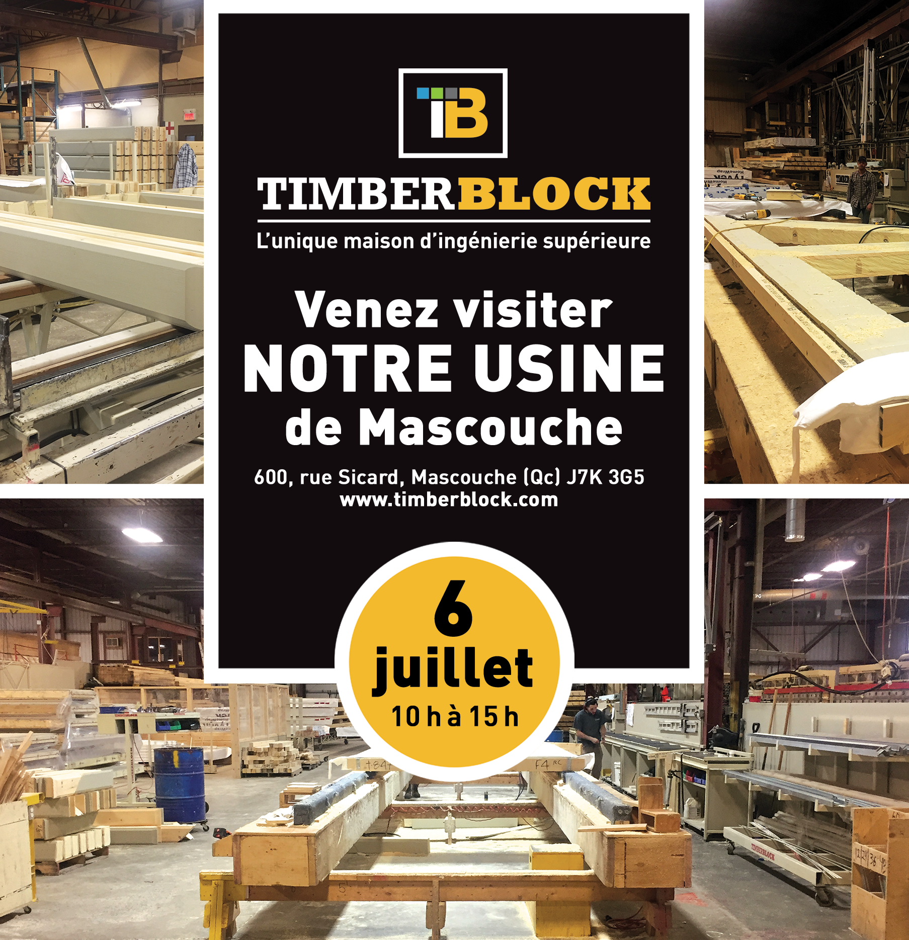 Timber Block Maisons