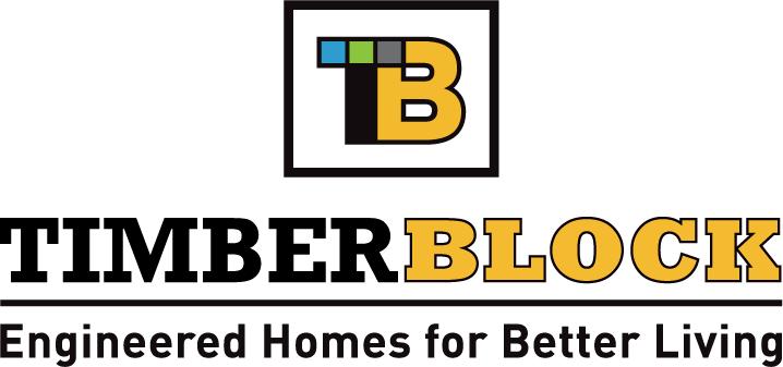 Timber Block logo home