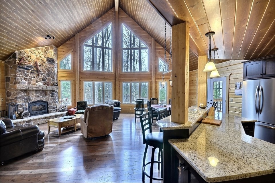Timber Block Classic Home