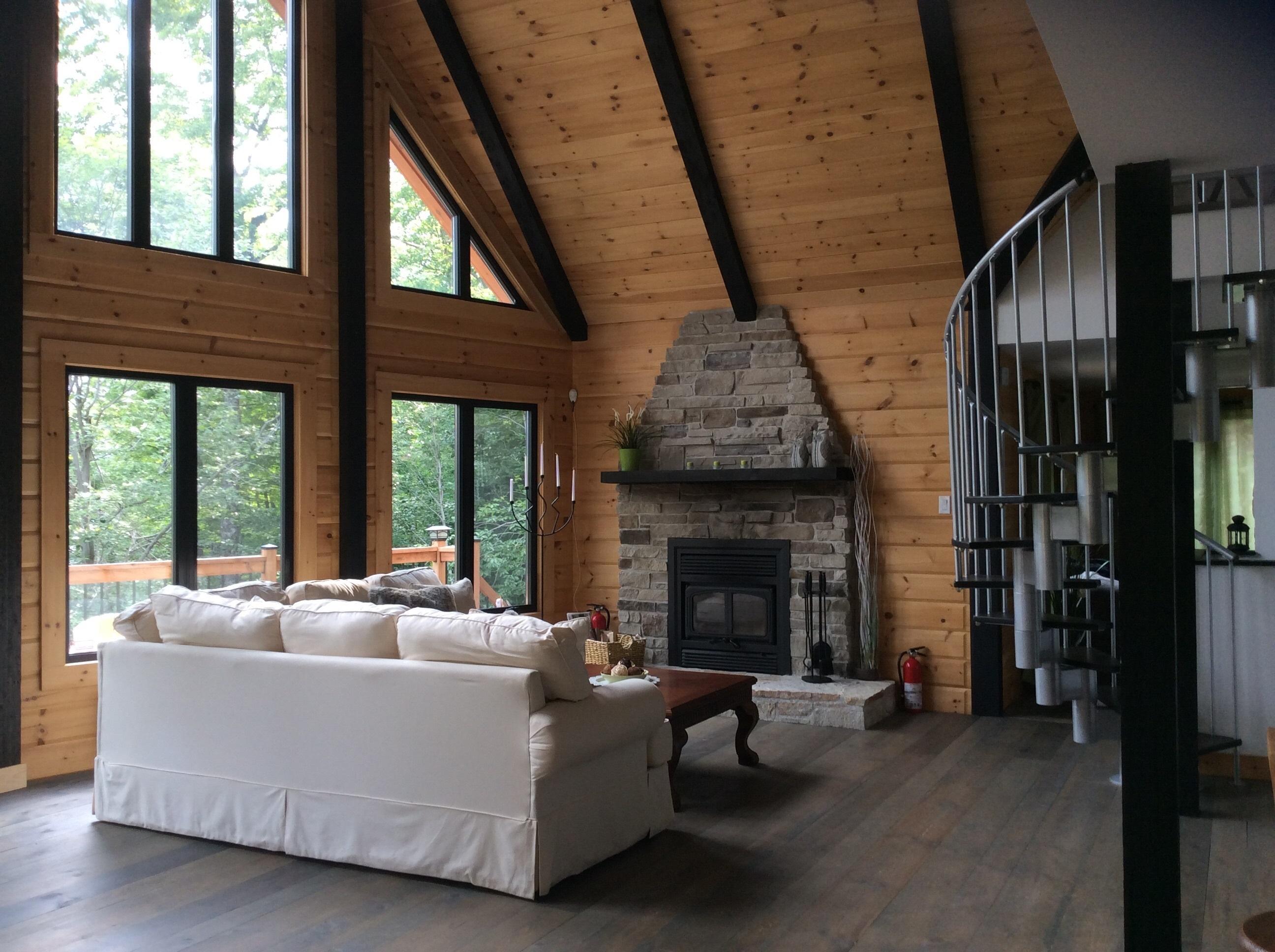 Timber Block Floor Plan Design