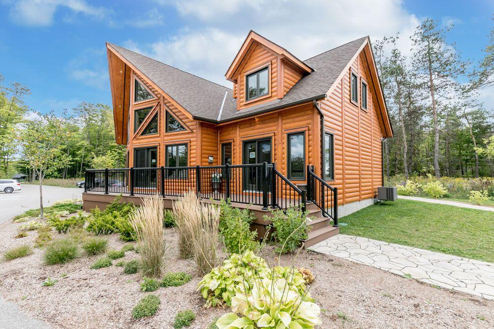 Timber Block ontario Labrador Classic Home