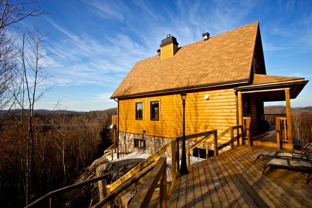 Timber Block Labrador Mountainview