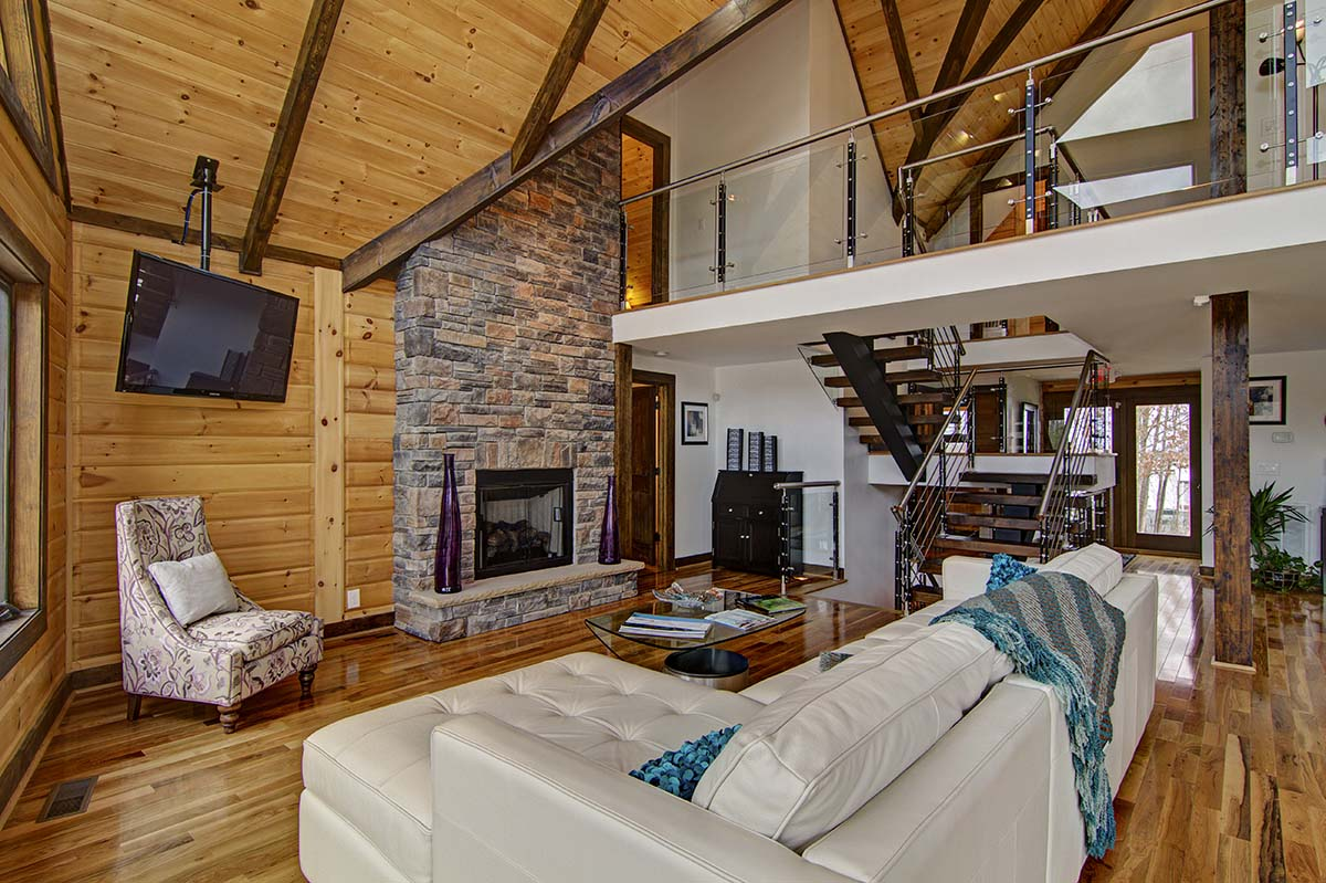 Timber Block Custom Homes Floor Plan