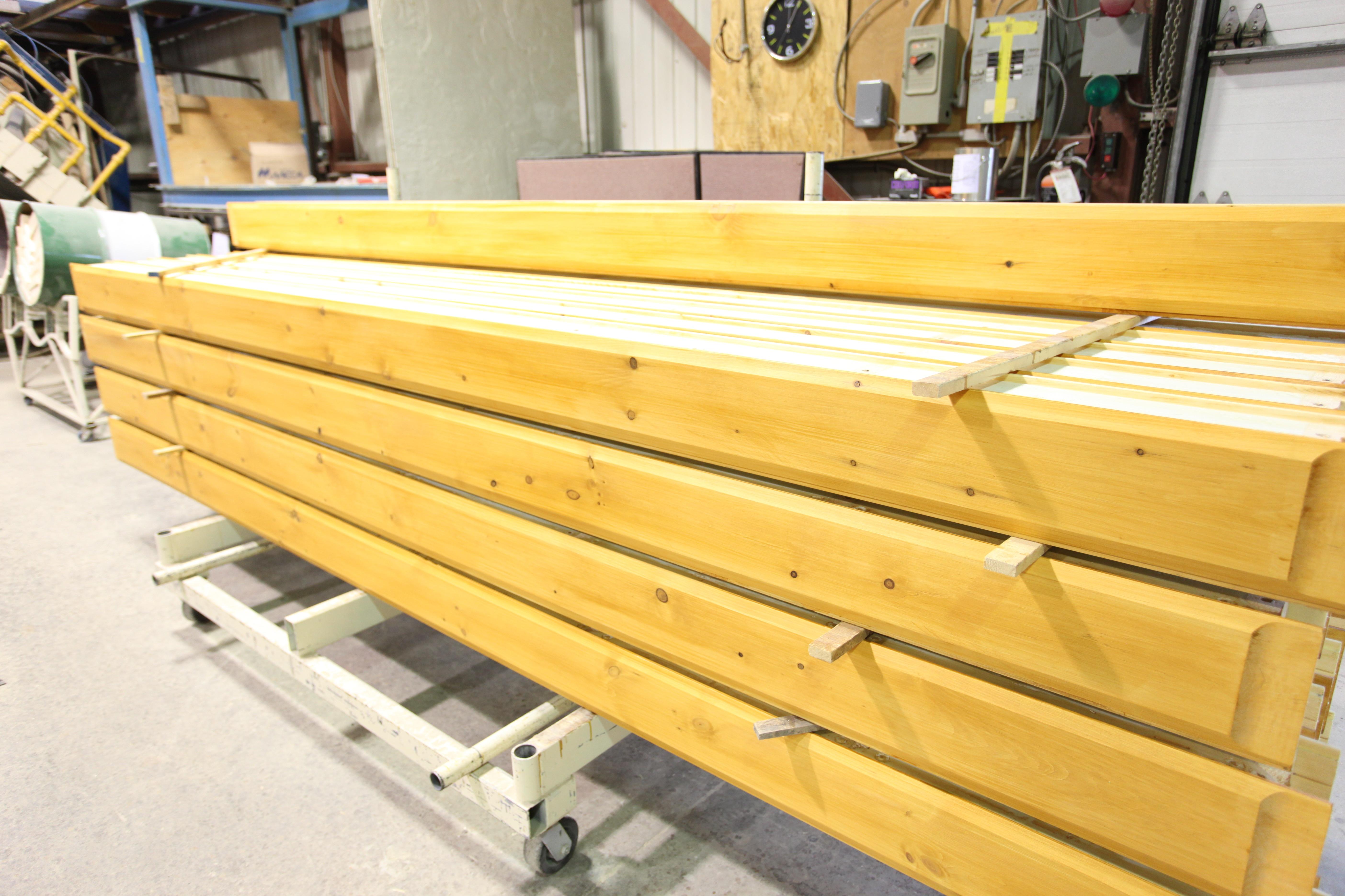 Timber Block Logs
