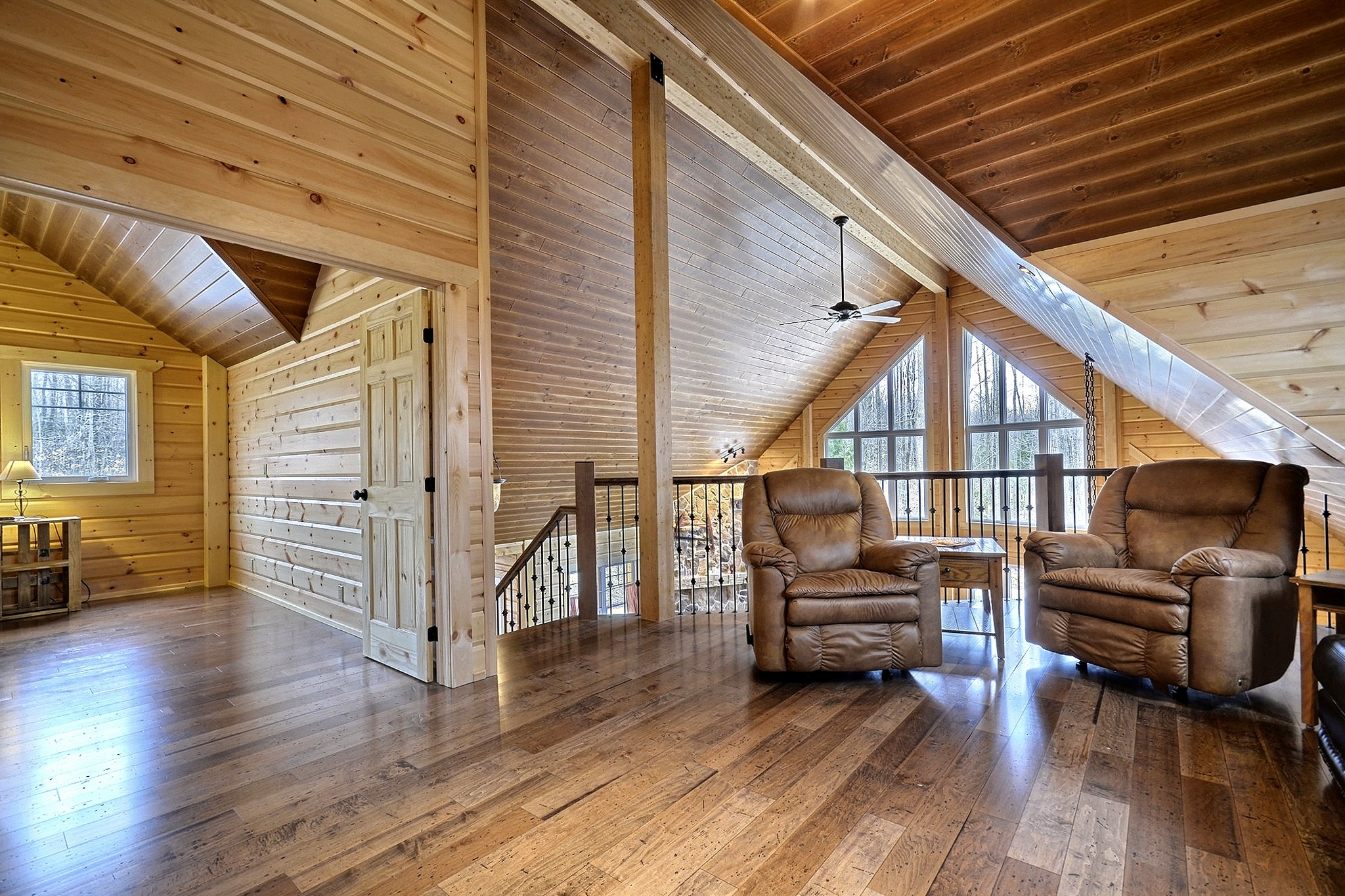 Timber Block fairmont loft