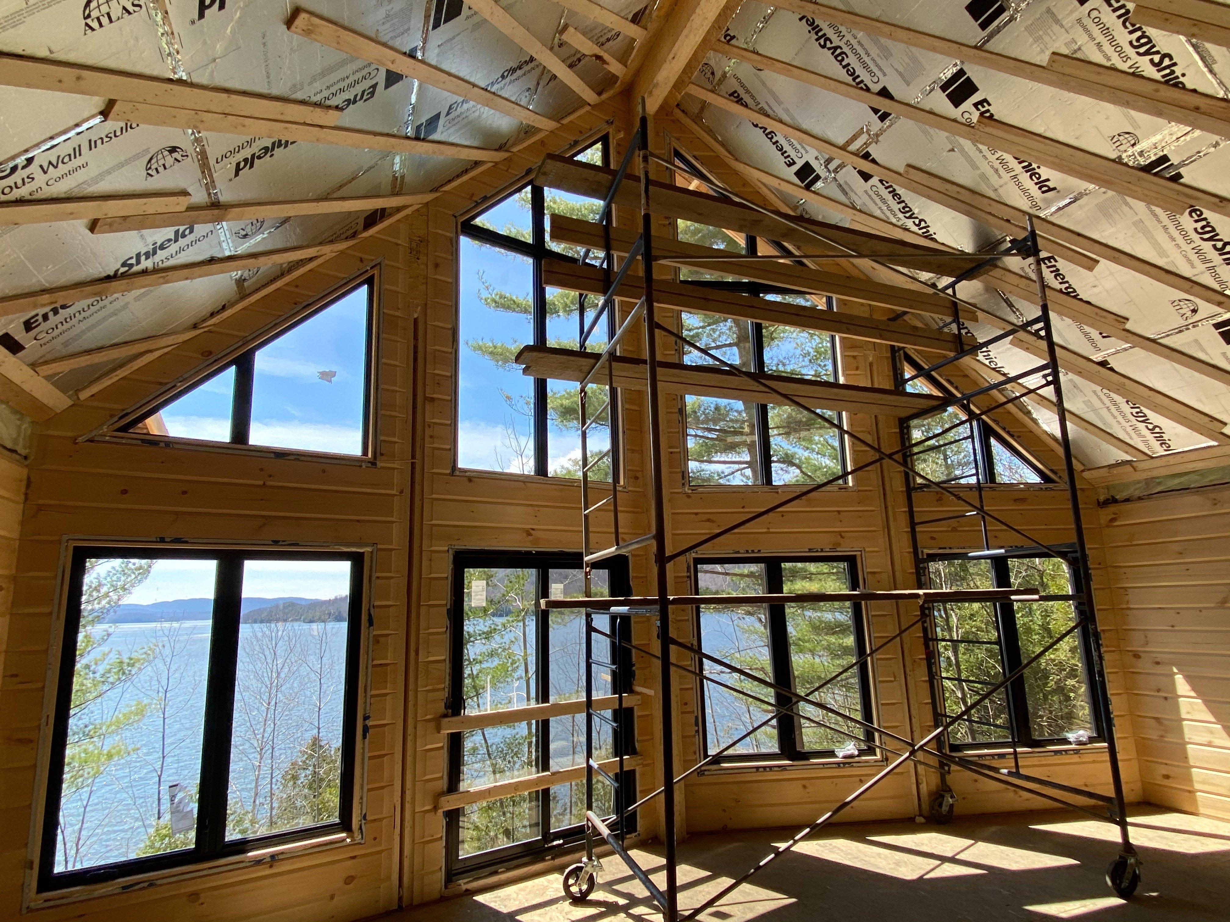 Timber Block View