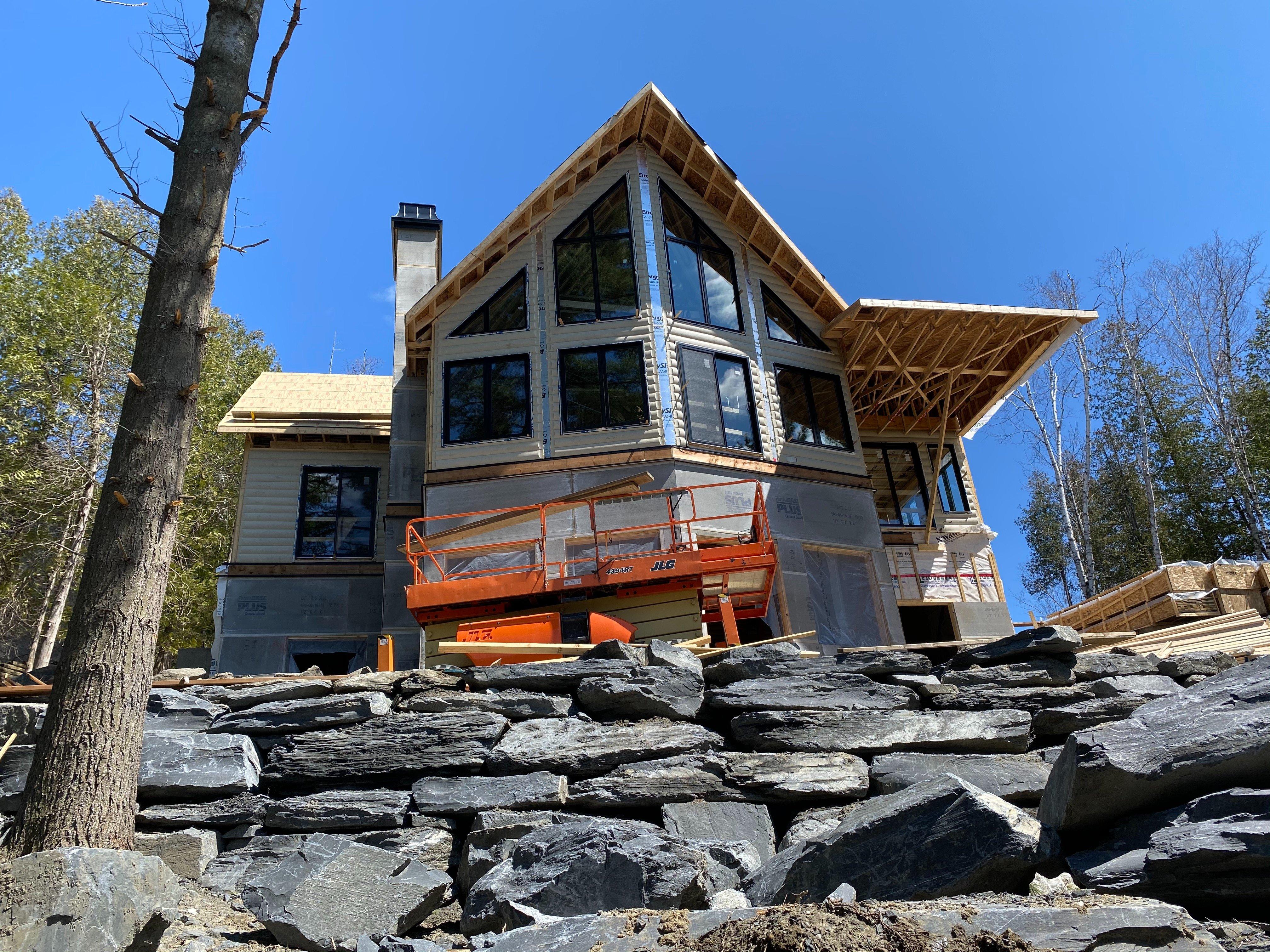 Timber Block Quebec