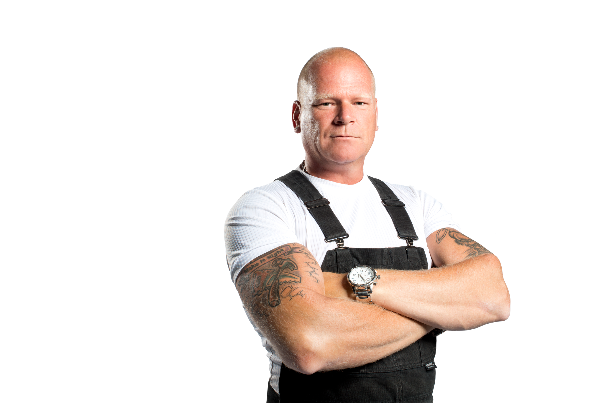 Timber Block and Mike Holmes