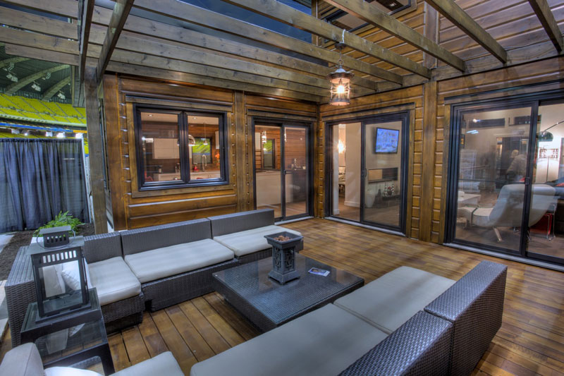 Timber Block Outdoor Living Spaces
