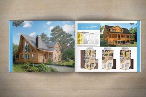 timber block maison