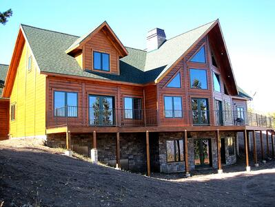 Timber Block custom summer