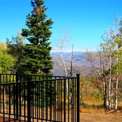 Timber Block Mountain Home