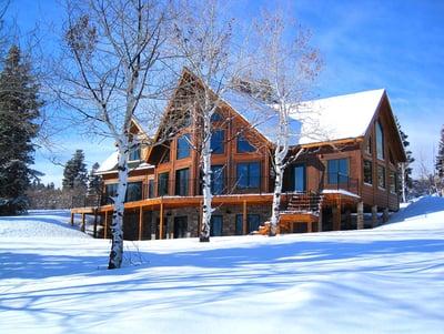 Timber Block custom winter
