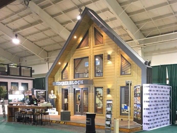 Timber Block Home Show