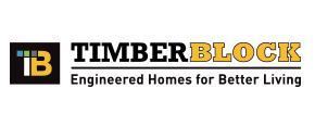 Timber Block Homes logo
